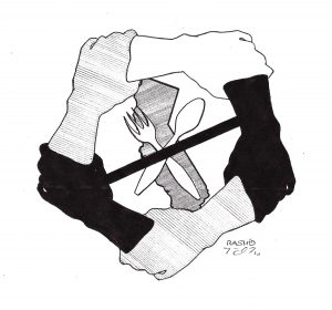California-hunger-strike-logo-art-by-Rashid-2011-web-300x280, Planted weapons and stolen property: Mounting retribution for continued exposures of abuses in Texas prisons, Behind Enemy Lines