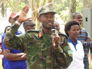 Gen.-Mubarak-Muganga-300x225, Kagame's jobs program: War, World News & Views