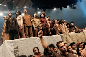 Kanye-Wests-Yeezy-Season-3-Kibeho-Massacre-inspired-refugee-fashion-show-0216-by-Demetrios-Kambouris-300x200, Rwanda: Kibeho Massacre of Hutu covered up to protect 'genocide against the Tutsi' narrative, World News & Views