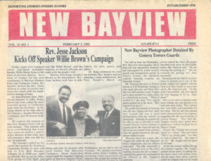 New-Bayview-front-page-020392-web-300x229, Bay View turns 40!, Local News & Views