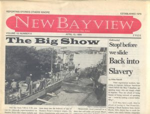 New-Bayview-front-page-041594-web-300x229, Bay View turns 40!, Local News & Views