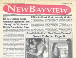 New-Bayview-front-page-070293-web-300x229, Bay View turns 40!, Local News & Views