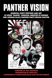 Panther-Vision-by-Kevin-Rashid-Johnson-book-cover-201x300, Planted weapons and stolen property: Mounting retribution for continued exposures of abuses in Texas prisons, Behind Enemy Lines