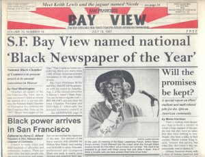 SF-Bay-View-front-page-071897-web-1-300x230, Bay View turns 40!, Local News & Views