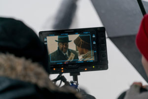 Forever-Tree'-Wendell-Pierce-gives-Olivia-Washington-tickets-for-Marcus-Garvey's-steamship-SS-Frederick-Douglass-to-Jamaica-by-Joel-Plummer-web-300x200, 'The Forever Tree's magic intrigues SF Black Film Fest judges, Culture Currents