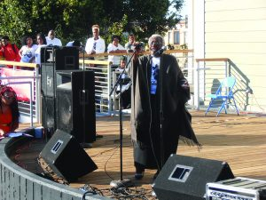 Bayview-Opera-House-Grand-Reopening-Mary-Booker-performs-Bayview-Stories-Project-091716-by-Jahahara-web-300x225, RIP: Mary L. Booker, civil rights activist, Bayview community theater leader, Local News & Views