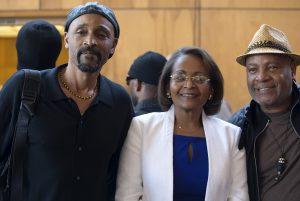 Dr.-Maryse-Narcisse-Akubundu-of-All-African-Peoples-Revolutionary-Party-MN-Emory-Douglas-1st-Presby-Oakland-042317-by-Malaika-web-300x201, 'Haiti will never accept the electoral coup d'etat', World News & Views
