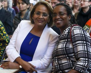 Dr.-Maryse-Narcisse-Jovanka-Beckles-1st-Presby-Oakland-042317-by-Malaika-web-300x243, 'Haiti will never accept the electoral coup d'etat', World News & Views