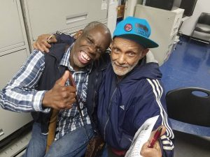 East-Coast-Stolen-Land-Tour-Leroy-Moore-Louie-from-Picture-the-Homeless-in-Harlem-0417-by-PNN-300x225, Poor people on Park Avenue?, National News & Views