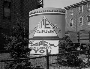 Madame-Washington-Apex-Scalp-Cream-jar-facsimile-Apex-welcomes-you-to-her-HQ-web-300x232, SF Black Film Fest doc chronicles Atlantic City's Madame of Black hair, Culture Currents