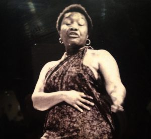 Mary-Booker-in-the-1960s-cy-Michelle-Batte-300x277, RIP: Mary L. Booker, civil rights activist, Bayview community theater leader, Local News & Views