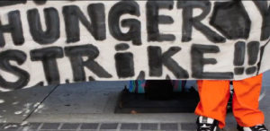 Pelican-Bay-hunger-strike-rally-CDCR-HQ-Sacramento-071811-by-Grant-Slater-KPCC-300x146, Folsom hunger strike begins today, May 25 – your support is needed, Behind Enemy Lines