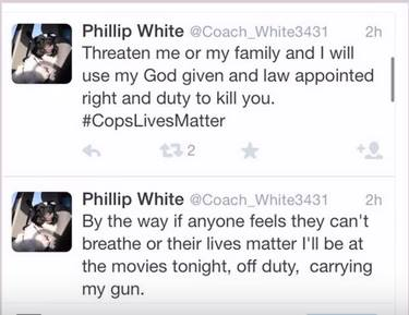 San-Jose-cop-Phillip-White-rehired-after-tweets-threatening-to-kill-Black-Lives-Matter-protestors-via-Davey-D, Why the rash of Bay Area police shootings?, Local News & Views