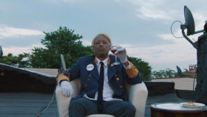 White-Face-lead-Charles-Rodgers-in-confederate-coat-Trump-button-web-300x169, Political short 'White Face' hits SF Black Film Fest like a tsunami, Culture Currents