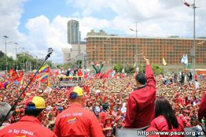 300000-Maduro-supporters-march-Caracas-090116-2-by-TIWY-300x200, CARICOM deals a blow to US plans for regime change in Venezuela, World News & Views