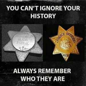 Badges-for-Runaway-Slave-Patrol-Police-Officer-You-cant-ignore-your-history-tweeted-by-Kap-061617-300x300, Colin Kaepernick, Philando Castile and the lost wisdom of Roger Goodell's father, National News & Views