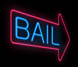 Bail-neon-sign-300x255, Ending the bail system, Local News & Views