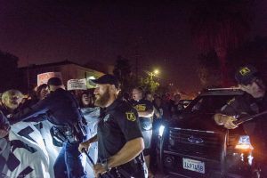Berkeley-Urban-Shield-Council-vote-police-attack-rally-outside-062017-by-Brooke-Andersonweb-300x200, Defending sanctuary and fighting for abolition: It's our time to be bold, Local News & Views