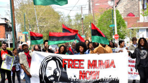 Free-Mumia-Now-march-Philly-041616-300x169, Mumia's struggle for freedom reaches crucial stage, Behind Enemy Lines