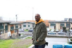 Malik-Wade-in-Double-Rock-public-housing-development-web-300x200, Jeff Adachi: Malik Wade's 'Pressure' is a testament to the community building formerly incarcerated people can do, Culture Currents