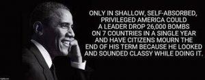 Obamas-26000-bombs-meme-300x117, CARICOM deals a blow to US plans for regime change in Venezuela, World News & Views