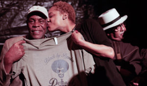 SFBFF-co-director-Katera-Crossley-kisses-Danny-Glover-0617-by-Kali-ORay-web-300x175, The San Francisco Black Film Festival strikes gold again, Culture Currents