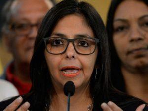 Venezuela-Foreign-Minister-Delcy-Rodriguez-by-Frederico-Parra-AFP-300x225, CARICOM deals a blow to US plans for regime change in Venezuela, World News & Views
