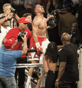 Ward-Kovalev-rematch-Ward-exults-Vegas-061717-by-Malaika-web-279x300, TKO! Dismantling the racist machine: Ward crushes Kovalev to retain the unified light heavyweight boxing title, Culture Currents