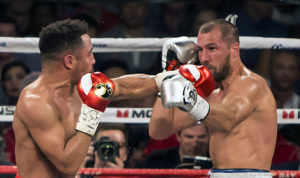 Ward-Kovalev-rematch-Ward-shots-to-face-body-Vegas-061717-by-Malaika-web-300x178, TKO! Dismantling the racist machine: Ward crushes Kovalev to retain the unified light heavyweight boxing title, Culture Currents