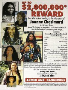 Assata-Shakur-FBI-NJ-wanted-poster-2-million-reward-227x300, Assata Shakur: She who struggles, Culture Currents