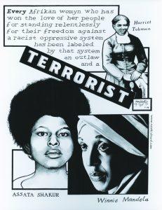 Assata-Winnie-and-Harriet-art-by-Kevin-Rashid-Johnson-web-231x300, Assata Shakur: She who struggles, Culture Currents
