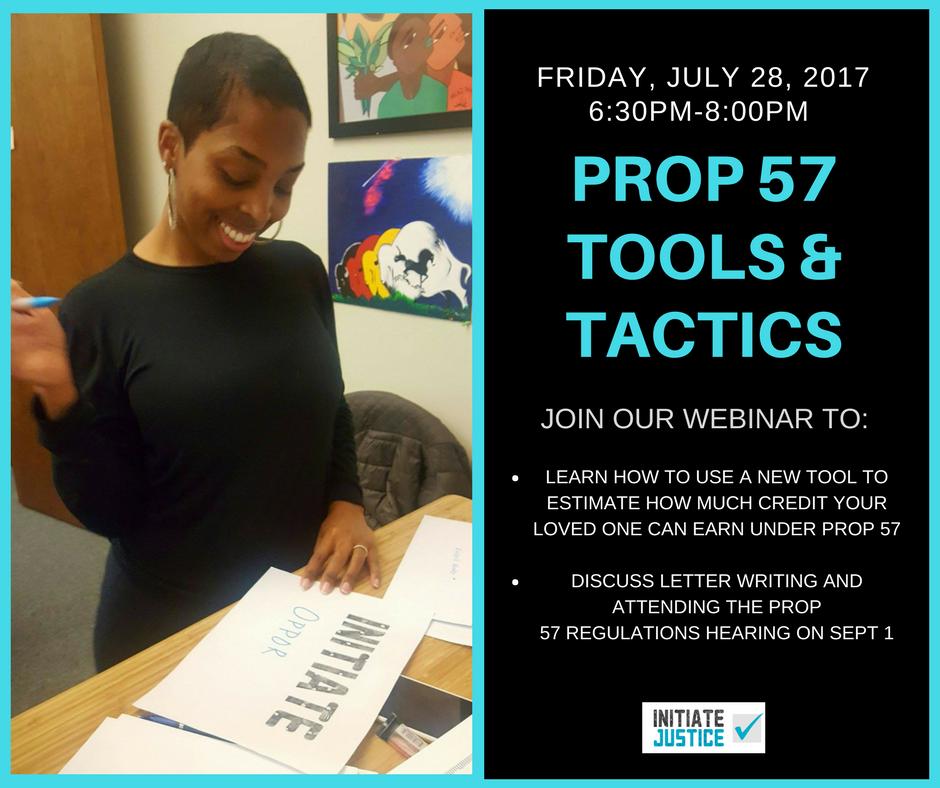 Initiate-Justice-webinar, Healed people heal people: Use Prop 57 to restore leadership and strengthen communities, Behind Enemy Lines