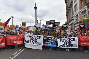 Justice-for-Grenfell-pro-Labour-anti-austerity-march-London-070117-300x200, Tens of thousands join pro-Labour, anti-Tory, anti-austerity march through London streets, World News & Views