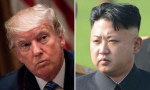 Donald-Trump-Kim-Jong-un-by-UK-Guardian-300x180, Negotiations, not Trump's 'fire and fury' saber-rattling, can bring peace to Korea, World News & Views