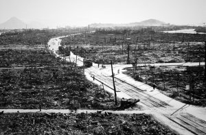 Hiroshima-shortly-after-atomic-bomb-dropped-080645-300x197, Negotiations, not Trump's 'fire and fury' saber-rattling, can bring peace to Korea, World News & Views