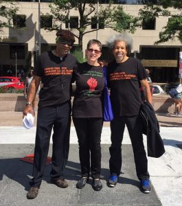 Millions-for-Prisoners-DC-Robert-King-supporter-Rebecca-Hensley-Albert-Woodfox-081917-by-Rebecca-Hensley-265x300, As a nation grapples with white supremacy, the Millions for Prisoners March comes at the perfect time, National News & Views