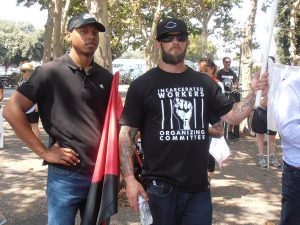 Millions-for-Prisoners-San-Jose-rally-IWOC-081917-by-Jahahara-web-300x225, As a nation grapples with white supremacy, the Millions for Prisoners March comes at the perfect time, National News & Views