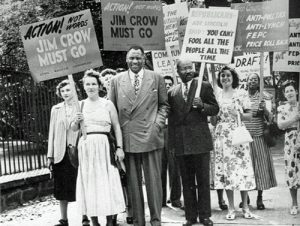 Paul-Robeson-Civil-Rights-Congress-picket-White-House-0848-300x226, 'We Charge Genocide', Culture Currents
