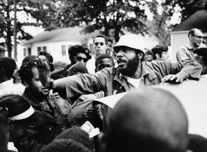 Presidential-candidate-Dick-Gregory-clears-the-way-for-his-people-Norfolk-Va.-1068-by-AP-web-300x220, Dick Gregory, Culture Currents