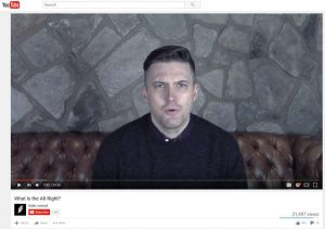 Richard-Spencer-on-YouTube-300x211, Ella Baker Center demands Alameda County Sheriff's Department be held accountable for support of white supremacy, Local News & Views