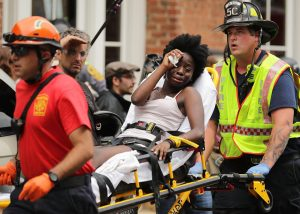 Unite-the-Right-Rally-Black-woman-victim-car-plowed-into-counterdemonstration-crowd-Charlottesville-Va.-081217-300x214, Fast and fatal: Car plows into crowd protesting Unite the Right rally to save Robert E. Lee statue in Charlottesville park, National News & Views