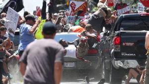 Unite-the-Right-Rally-car-plows-into-counterdemonstration-crowd-Charlottesville-Va.-081217-web-300x169, Fast and fatal: Car plows into crowd protesting Unite the Right rally to save Robert E. Lee statue in Charlottesville park, National News & Views