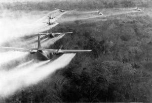 American-C-123-Providers-spray-Agent-Orange-over-Vietnam-300x204, Ken Burns' and Lynn Novick's 'The Vietnam War' mandates we examine ourselves, our nation, World News & Views