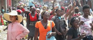 Lavalas-march-led-by-women-102916-300x129, Haiti in crisis: What next after the stolen election?, World News & Views