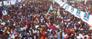 Lavalas-rally-300x129, Haiti in crisis: What next after the stolen election?, World News & Views