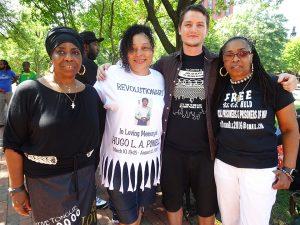 Millions-for-Prisoners-DC-rally-Lafayette-Park-Teresa-Shoatz-Allegra-Taylor-a-friend-TeresaGÇÖs-sister-Sharon-081917-by-Wanda-web-300x225, Millions for Prisoners Human Rights March in Washington, D.C., National News & Views