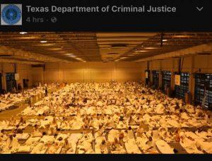 TDCJ-Ferguson-Unit-men-evacuated-sleeping-on-floor-after-Harvey-w-roaches-rats-ants-snakes-no-AC-083117-300x228, Economics of empire drowns Houston, National News & Views