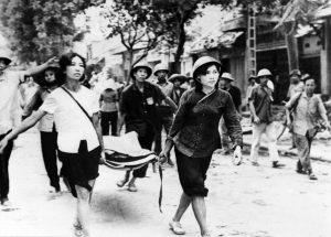 Vietnamese-rescue-US-air-raid-victims-by-100-B-52s-Christmas-bombing-1272-by-Agence-France-Presse-300x215, Ken Burns' and Lynn Novick's 'The Vietnam War' mandates we examine ourselves, our nation, World News & Views