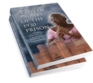 Between-4-Walls-of-the-1930-Prison-by-Victoire-Ingabire-cover-web-300x270, Ingabire Day: We are all Victoire and Victoire is all of us, World News & Views