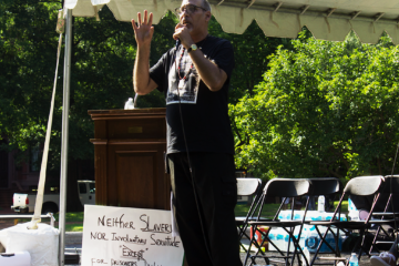 Millions-for-Prisoners-DC-rally-Max-Parthas-speaks, It's not mass incarceration, but slavery, National News & Views